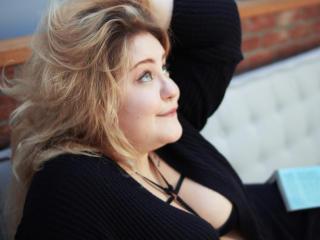 Foto de perfil sexy de la modelo LushLey, ¡disfruta de un show webcam muy caliente!