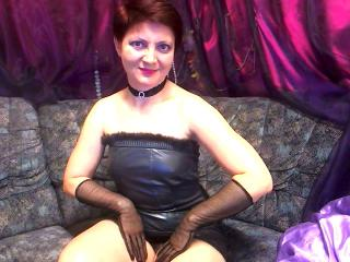 Sexet profilfoto af model MatureEva, til meget hot live show webcam!