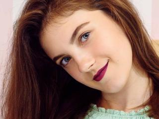 Velmi sexy fotografie sexy profilu modelky Millona pro live show s webovou kamerou!