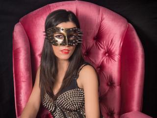Velmi sexy fotografie sexy profilu modelky MissSeductress pro live show s webovou kamerou!