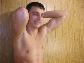 Picture of the sexy profile of MistiqueBoy, for a very hot webcam live show !
