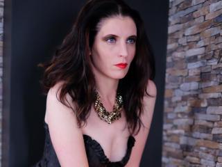 Velmi sexy fotografie sexy profilu modelky MistressSofia pro live show s webovou kamerou!