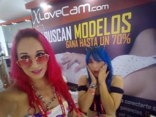 Velmi sexy fotografie sexy profilu modelky neneriko69 pro live show s webovou kamerou!