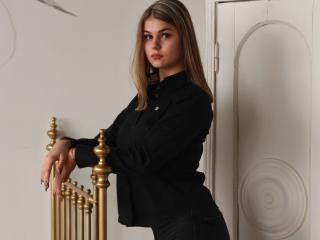 Foto de perfil sexy de la modelo Orabel, ¡disfruta de un show webcam muy caliente!