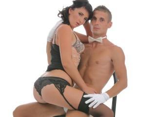 Foto de perfil sexy de la modelo PervertCplForPlay, ¡disfruta de un show webcam muy caliente!