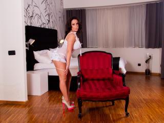 Velmi sexy fotografie sexy profilu modelky PlayfulNelya pro live show s webovou kamerou!