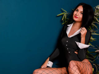 Photo de profil sexy du modèle RachelCruise, pour un live show webcam très hot !