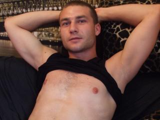 Picture of the sexy profile of RobbieStonne, for a very hot webcam live show !