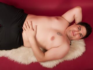 Picture of the sexy profile of RonaldSteel, for a very hot webcam live show !