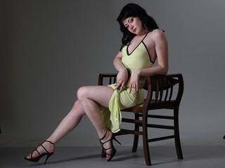 Photo de profil sexy du modèle RUSSIANA, pour un live show webcam très hot !