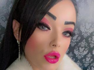 Velmi sexy fotografie sexy profilu modelky SensualSwitchForYou pro live show s webovou kamerou!