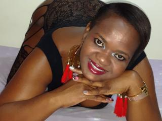 Photo de profil sexy du modèle SerenaQueen, pour un live show webcam très hot !