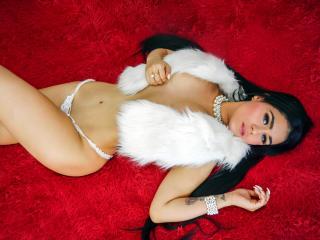 Velmi sexy fotografie sexy profilu modelky SlinkyAngeel pro live show s webovou kamerou!