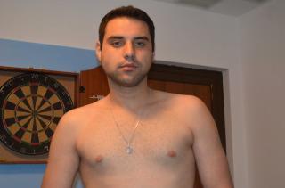 Hình ảnh đại diện sexy của người mẫu StudMark để phục vụ một show webcam trực tuyến vô cùng nóng bỏng!
