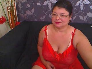 Sexet profilfoto af model SweetKarinaX, til meget hot live show webcam!