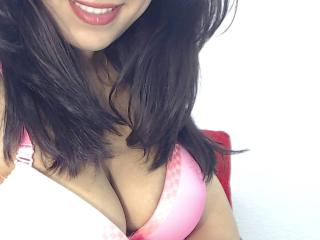 Picture of the sexy profile of TamerraSweet, for a very hot webcam live show !