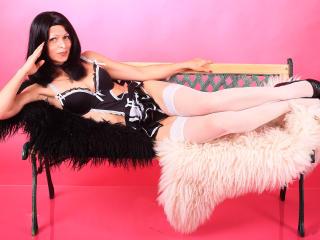 Velmi sexy fotografie sexy profilu modelky TenderAngelKiss pro live show s webovou kamerou!