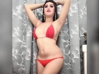 Hình ảnh đại diện sexy của người mẫu TsRhianneLove để phục vụ một show webcam trực tuyến vô cùng nóng bỏng!