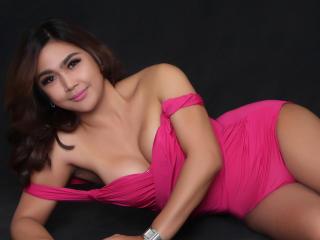 Velmi sexy fotografie sexy profilu modelky TsSophisticated pro live show s webovou kamerou!