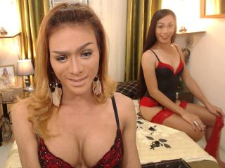 Picture of the sexy profile of TwoSexSymbols, for a very hot webcam live show !