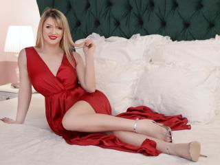 Velmi sexy fotografie sexy profilu modelky TynaHelenne pro live show s webovou kamerou!