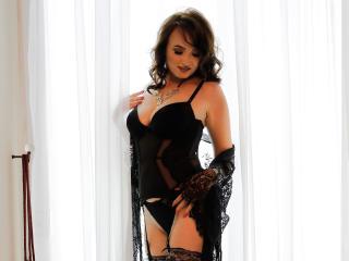 Velmi sexy fotografie sexy profilu modelky UrSensualSub pro live show s webovou kamerou!