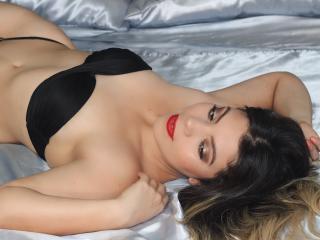 Hình ảnh đại diện sexy của người mẫu ValerySains để phục vụ một show webcam trực tuyến vô cùng nóng bỏng!