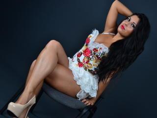 Foto de perfil sexy de la modelo VeronicaKox, ¡disfruta de un show webcam muy caliente!