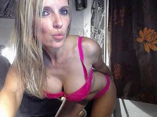 Velmi sexy fotografie sexy profilu modelky VickySexyFr pro live show s webovou kamerou!