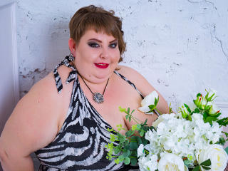 Picture of the sexy profile of WBoutBBW, for a very hot webcam live show !
