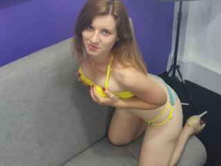 Photo de profil sexy du modèle WildBeverly, pour un live show webcam très hot !