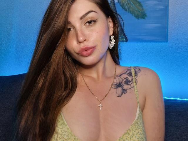 Sexet profilfoto af model ValeriMair, til meget hot live show webcam!