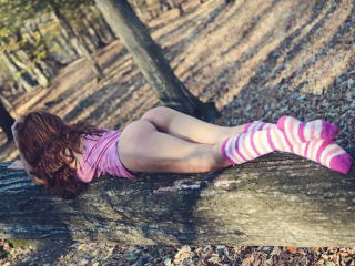 SweetLilas - chat online hot with a chocolate like hair Hot babe