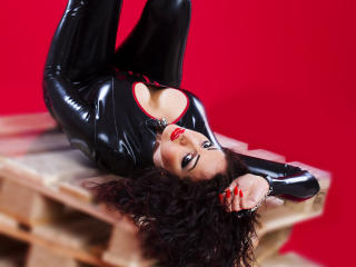 MistressEden - Sexy live show with sex cam on XloveCam®