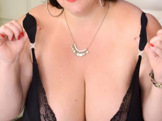 Sexy nude photo of CherieBBW