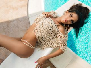 LovelyKinsley - Web cam xXx with a being from Europe Girl