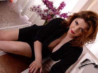 EllieAmourX hot girl masturbating on webcam