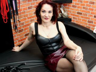 IntoKinkyFantasies - Chat live hard with this red hair Dominatrix