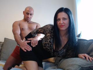 Sexy nude photo of DorcyandSeby