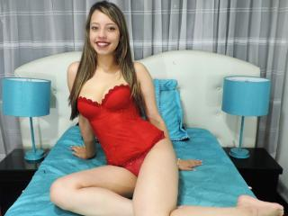 ChanellHot - Webcam live exciting with a shaved genital area Sexy girl