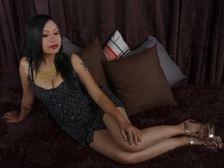 Sexy nude photo of DannaJake
