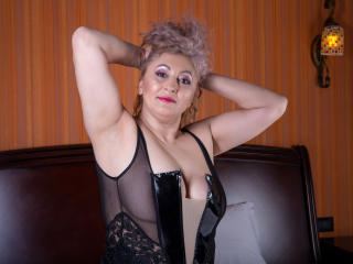 MatureEroticForYou - Webcam live sexy with this standard build Mature