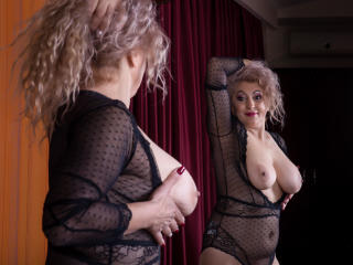 MatureEroticForYou - Chat cam x with this enormous melon MILF
