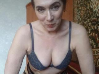 RositaSky - Live cam xXx with a shaved private part Lady over 35