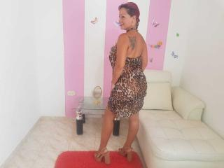 MatureMelanie - Show live hot with this flocculent sexual organ Mature
