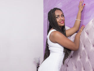 Allycharlote - Live chat sex with a latin american Hot chick