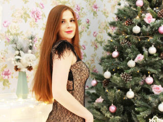 EvaLittle - Live chat hard with a ginger Hot young lady