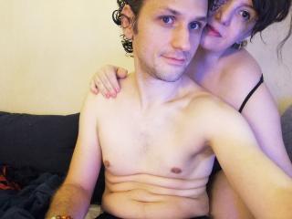 Sexy nude photo of LolaAndMike