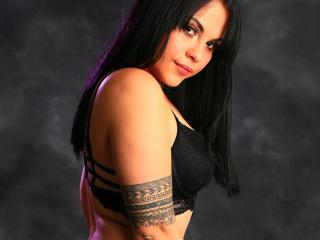 Bild på den sexiga profilen av KytanaX för en väldigt het liveshow i webbkameran!