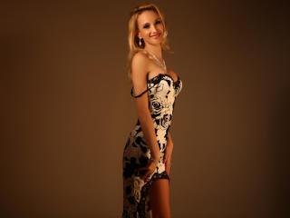 Foto de perfil sexy da modelo WetBlondeForYouX, para um live show muito quente!